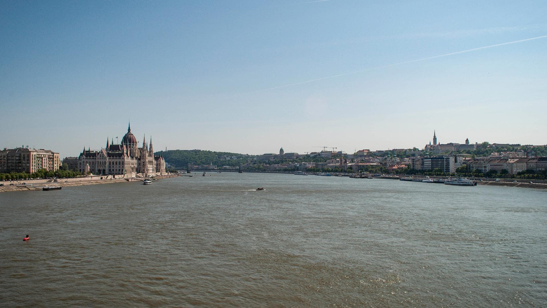 Budapest Rolling - Danube
